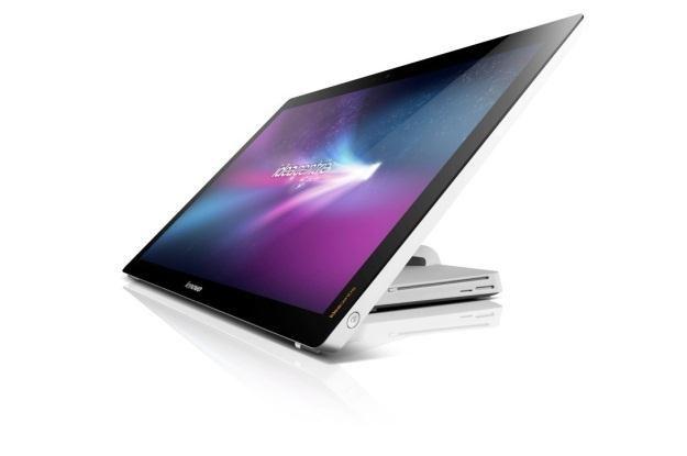 Lenovo IdeaCentre A720 prezentuje się wyjątkowo stylowo /materiały prasowe