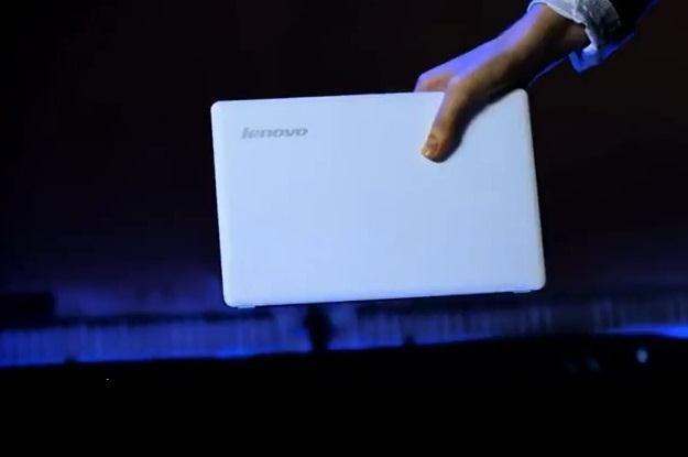 Lenovo IdeaPad S110 uratuje segment netbooków? /INTERIA.PL
