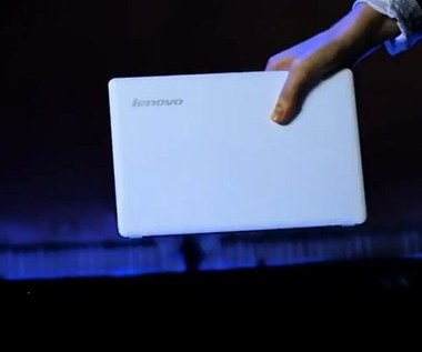 Lenovo IdeaPad S110 z Cedar Trail już wkrótce