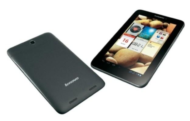 Lenovo IdeaTab A2107A to tani tablet z 3G /materiały prasowe