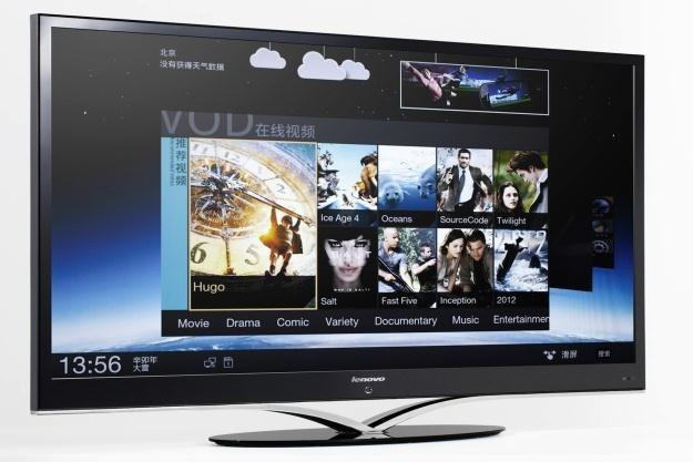 Lenovo K91 Smart TV - telewizor z systemem Android /materiały prasowe
