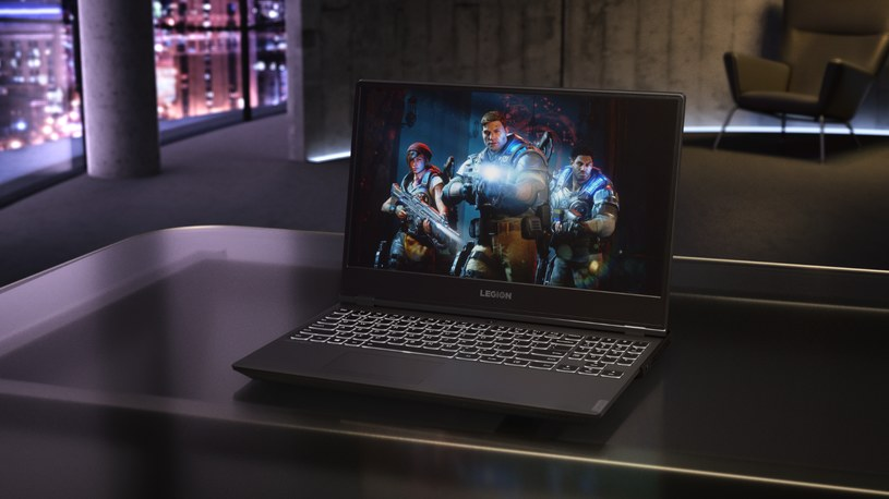 Lenovo Legion Y540 dorównuje stacjonarnym komputerom gamingowym, a do tego jest mobilny /materiały promocyjne