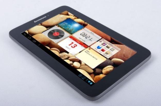 Lenovo LePad A2107 jest pierwszym tabletem z obsługą dwóch kart SIM /materiały prasowe