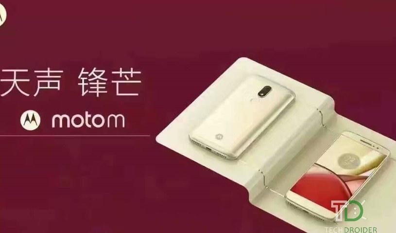 Lenovo Moto M będzie typowym przedstawicielem średniej półki /Techdroder /Internet