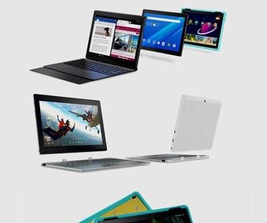 Lenovo na MWC 2017: Nowe tablety Yoga, Tab 4 i Miix 320