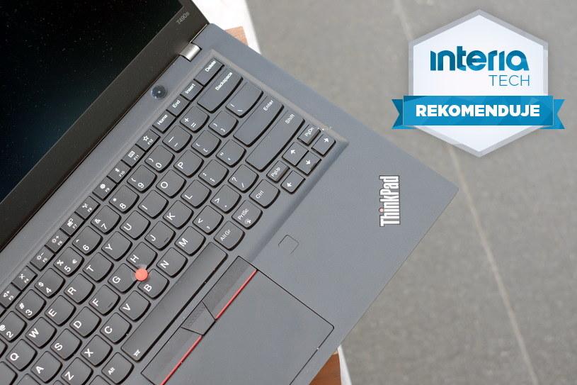 Lenovo ThinkPad T490S otrzymuje REKOMENDACJĘ Interia Tech /INTERIA.PL