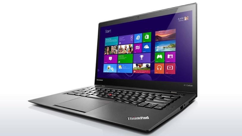 Lenovo ThinkPad X1 Carbon /materiały prasowe