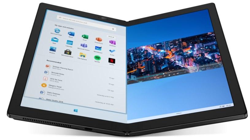Lenovo ThinkPad X1 Fold /materiały prasowe