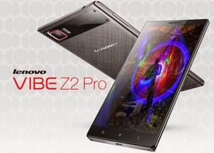 Lenovo Vibe Z2 Pro, czyli najlepiej wyposażony smartfon świata