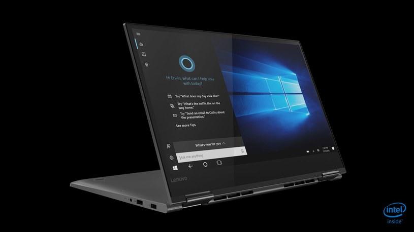 Lenovo Yoga 730 /materiały prasowe