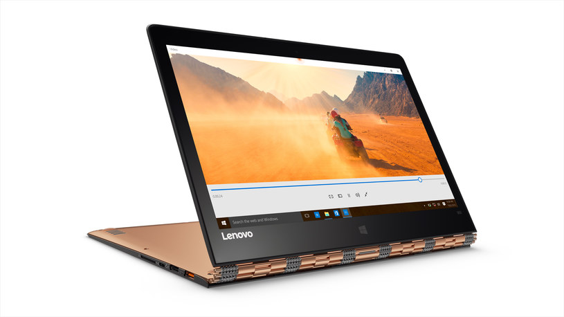 Lenovo YOGA 900 /materiały prasowe