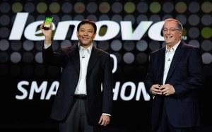 Lenovo zasypie świat smartfonami z Androidem