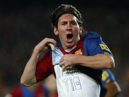Leo Messi był bohaterem klasyku na Camp Nou. Barca-Real 3:3 /AFP