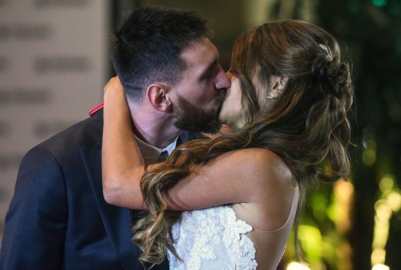 Leo Messi i Antonella Roccuzzo /East News