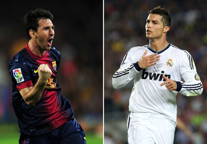 Leo Messi i Cristiano Ronaldo /AFP