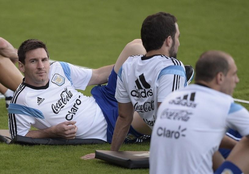 Leo Messi - kluczem do zwycięstwa Argentyny w mundialu? /AFP