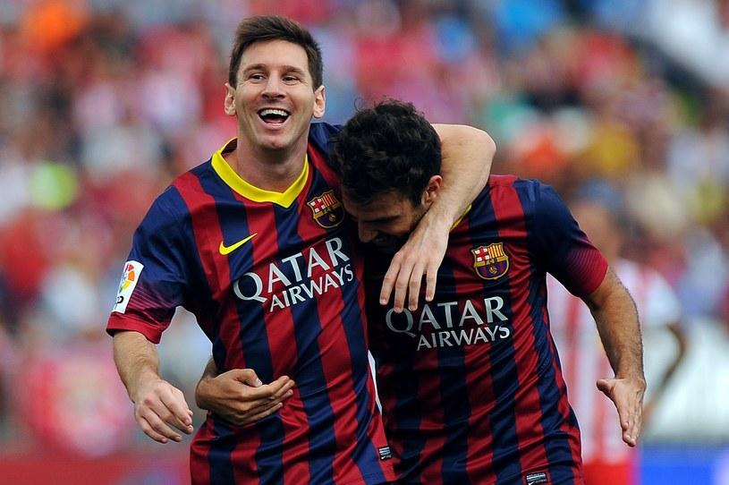 Leo Messi może dostać podwyżkę w Barcelonie /AFP