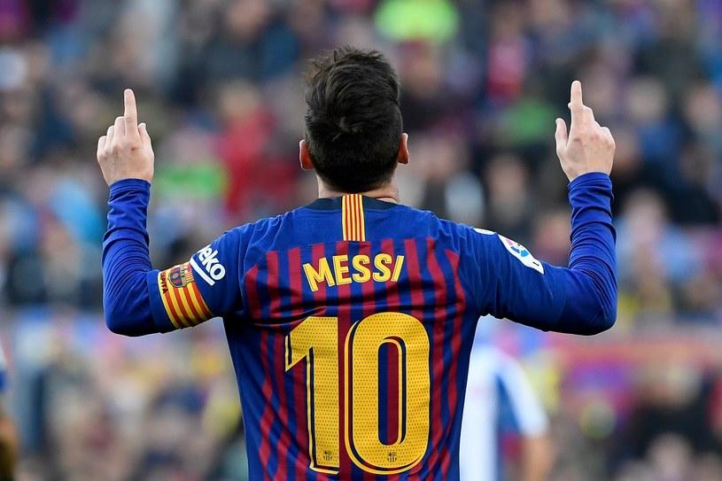 Leo Messi, najlepiej opłacany piłkarz na świecie /AFP