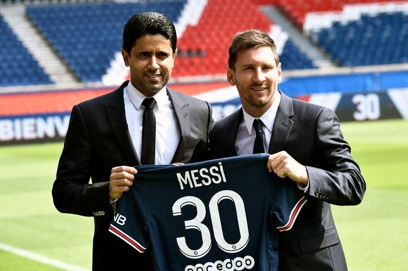 Leo Messi poprowadzi PSG do triumfu w Lidze Mistrzów? /AFP