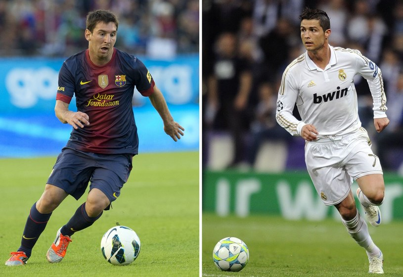 Leo Messi wyprzedził Crisiatna Ronalda z Realu w liczbie bramek zdobytych w Champions League. /AFP