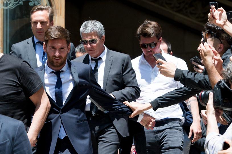 Leo Messi /Alex Caparros /Getty Images