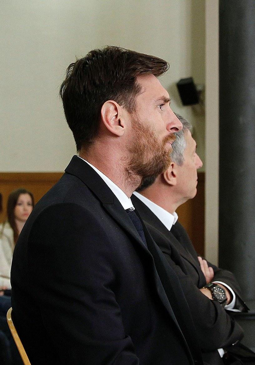 Leo Messi /ALBERTO ESTEVEZ /East News
