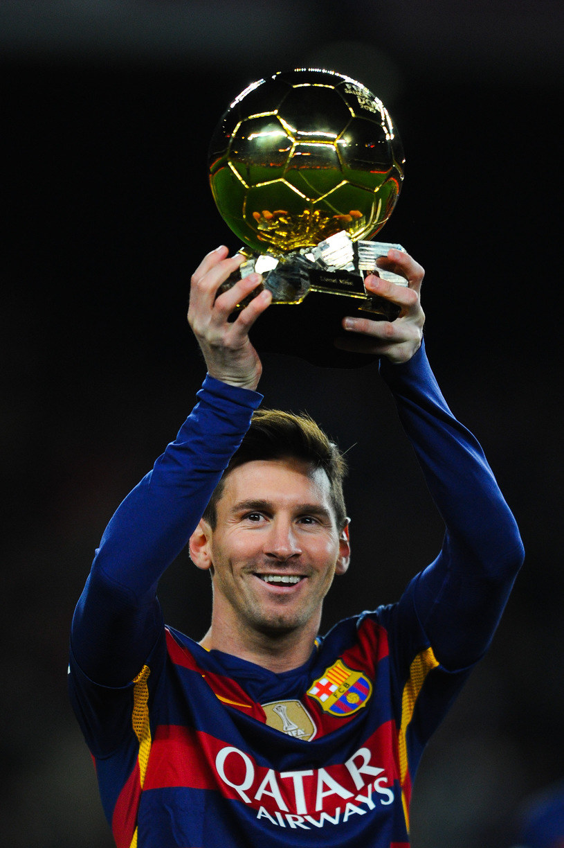 Leo Messi /David Ramos /Getty Images