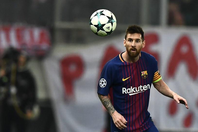 Leo Messi /AFP