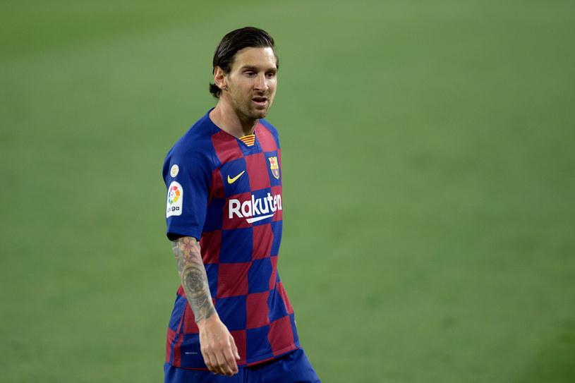 Leo Messi /CRISTINA QUICLER /AFP