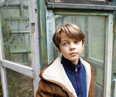 """Leo Stubbs, wnuk Zbigniewa Wodeckiego, w filmie """"Dzień czekolady"""""""