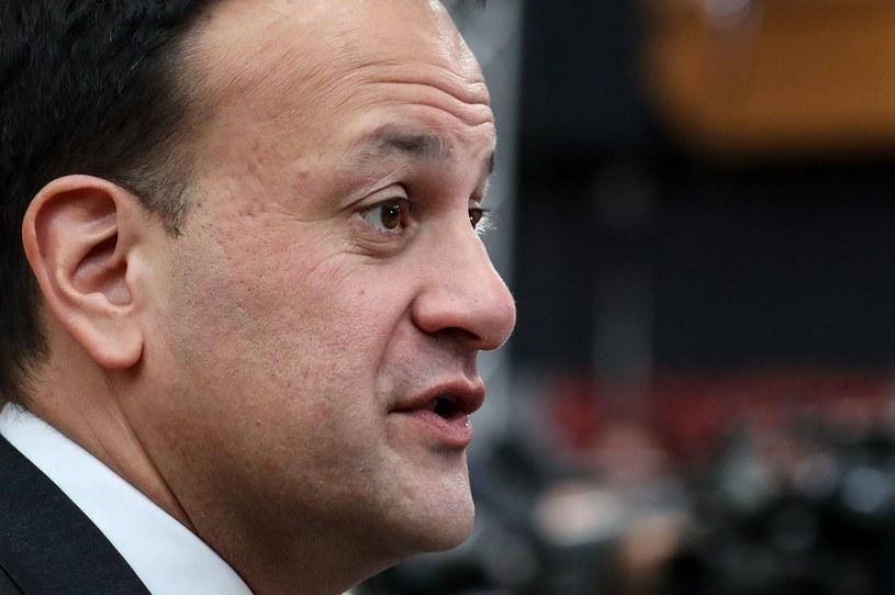 Leo Varadkar, p.o. premiera Irlandii /AFP
