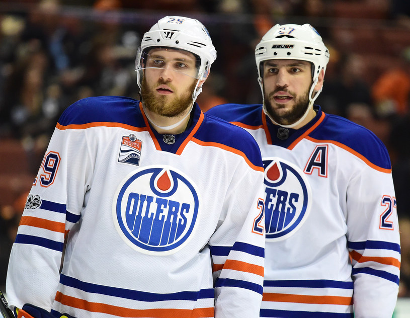 Leon Draisaitl /Harry How /Getty Images