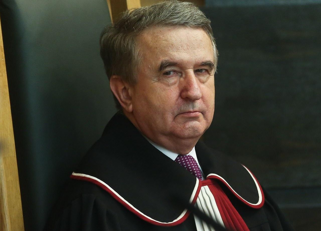 Leon Kieres - sędzia odrębny
