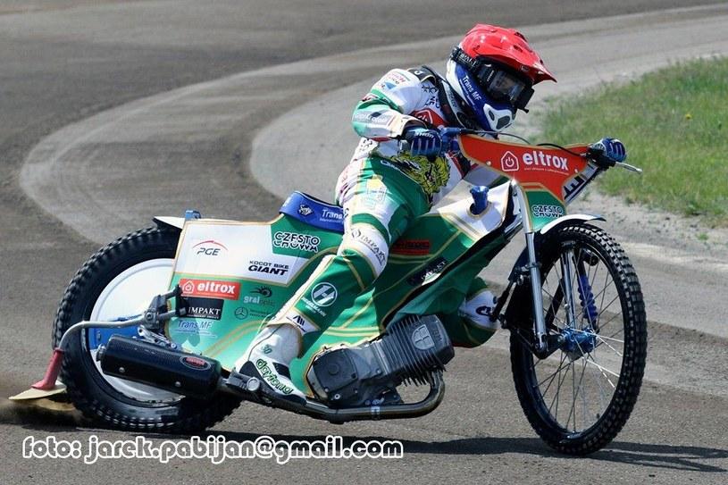 Leon Madsen /Flipper Jarosław Pabijan