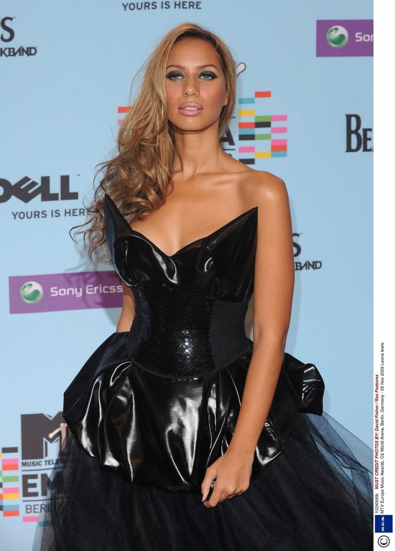 Leona Lewis w 2009 roku /East News