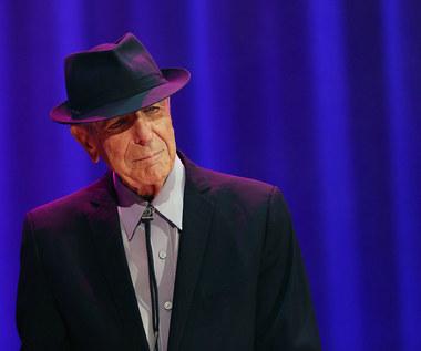 """Leonard Cohen: Brzytwa do każdej płyty. Pośmiertny album """"Thanks for the Dance"""""""