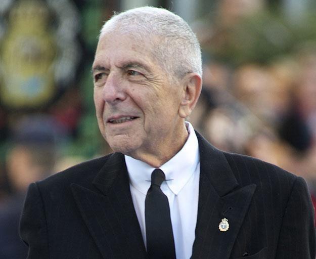 Leonard Cohen był terroryzowany przez byłą menedżerkę - fot. Carlos Alvarez /Getty Images/Flash Press Media