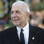 Leonard Cohen czuł się zastraszony
