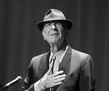 Leonard Cohen nie żyje. Słynny bard miał 82 lata