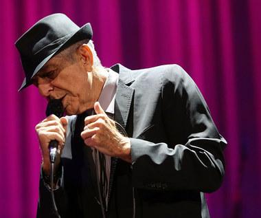 "Leonard Cohen: Pośmiertna płyta ""Thanks for the Dance"". Zobacz teledysk ""The Goal"""