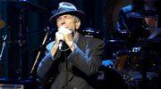 Leonard Cohen zaśpiewa w Spodku