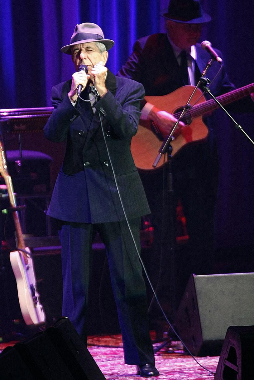 Leonard Cohen /AKPA
