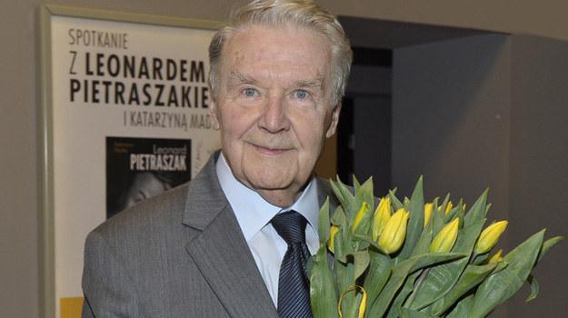Leonard Pietraszak /Niemiec /AKPA
