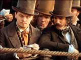 "Leonardo Di Caprio i Daniel Day-Lewis w filmie ""Gangs of New York"" /"