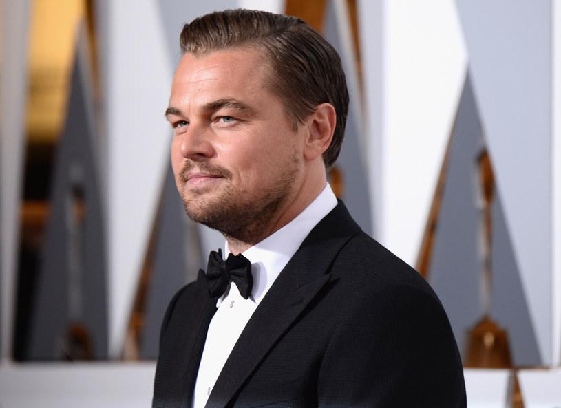 Leonardo Di Caprio /Getty Images