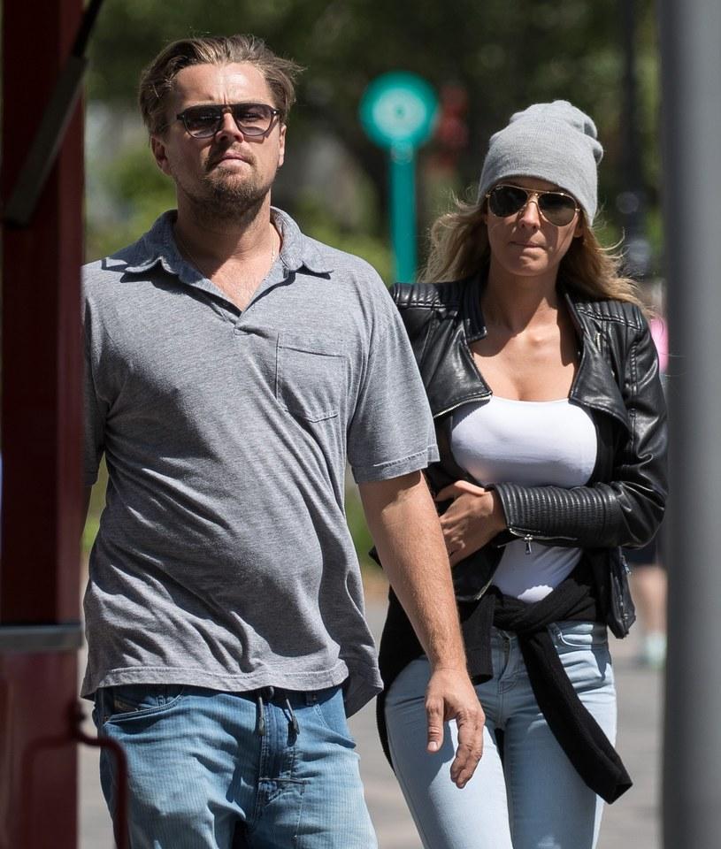 Leonardo DiCaprio, Ela Kawalec /East News