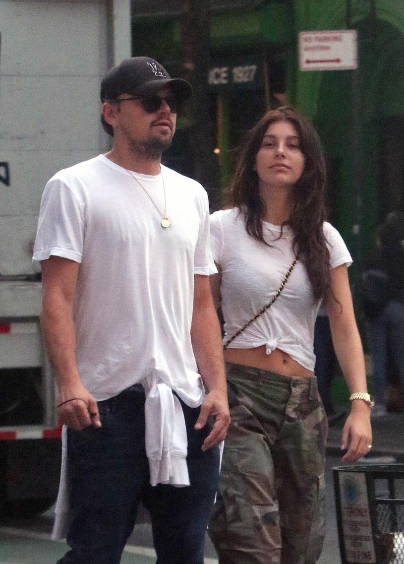 Leonardo DiCaprio i Camila Morrone planują dziecko? /Splashnews /East News
