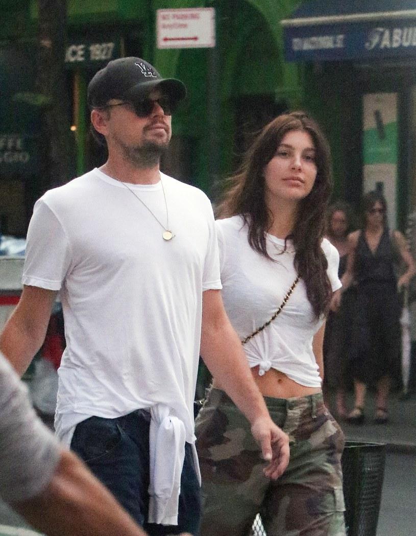Leonardo Dicaprio i Camila Morrone /East News