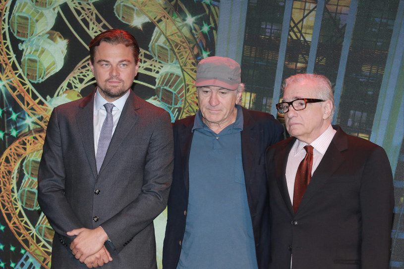 Leonardo DiCaprio i Robert De Niro zagrają główne role w nowym filmie Martina Scorsese /Visual China Group /Getty Images