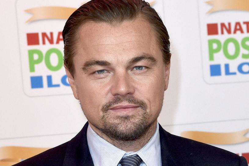 Leonardo DiCaprio od zawsze gustuje w modelkach /IMP Features /East News
